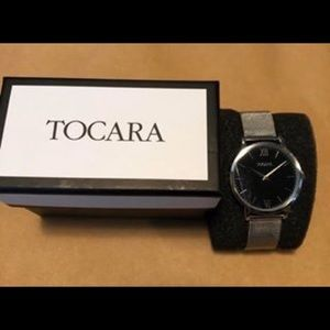 Tocara Stainless Steel Women's Watch